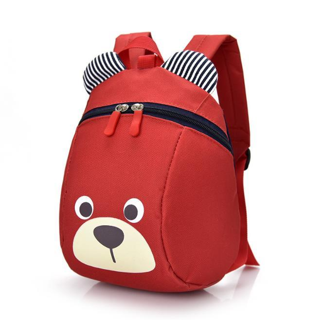 Cute Animal Pig Backpack Kids School Bags For Teenage Girls Boys Cartoon  Children Backpacks Kindergarten Bear Baby Bag Aged 1-3 Cute Animal Pig  Backpack ... 80612c12ebd77