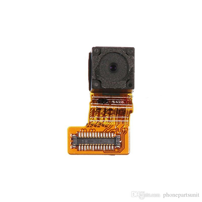 Front Facing Camera Module Flex Cable Ribbon Parts For Sony Z4 Z5 Compact Mini Z5 Z5 Premium
