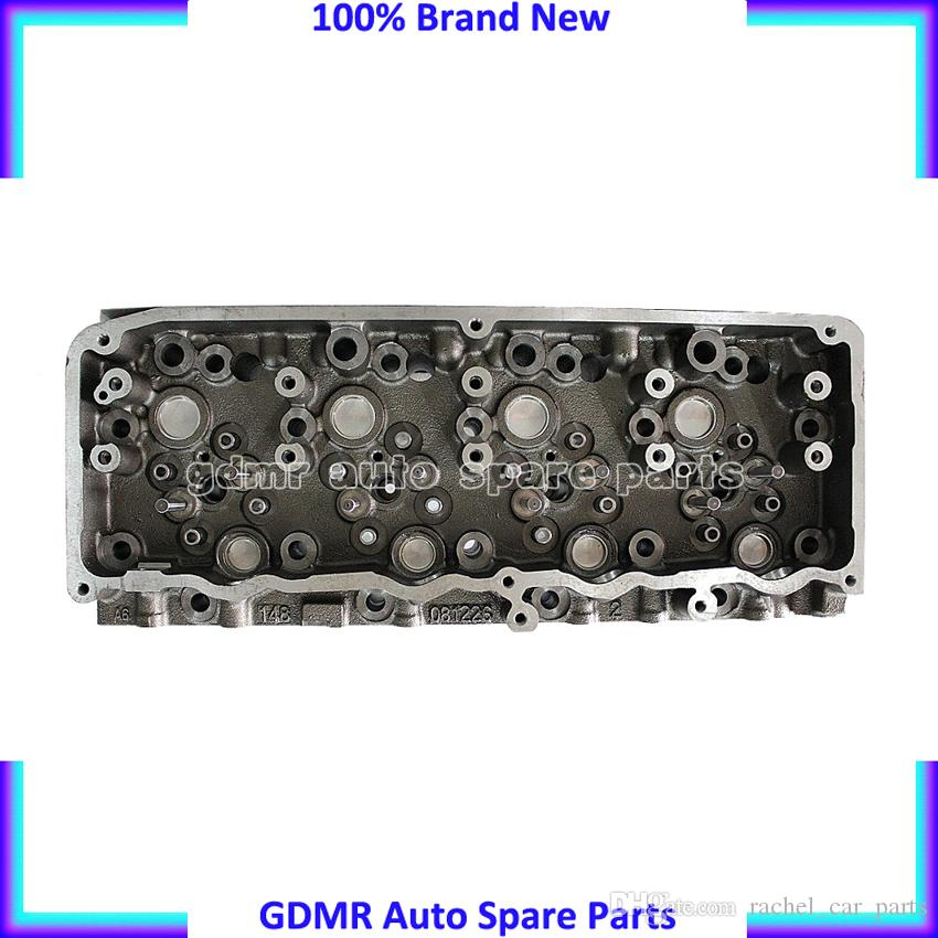 Auto engine parts 11101-58100 11101-58091 15B cylinder head for Toyota Coaster Dyna 200 Mega cruiser TD 4105cc 15B-FT