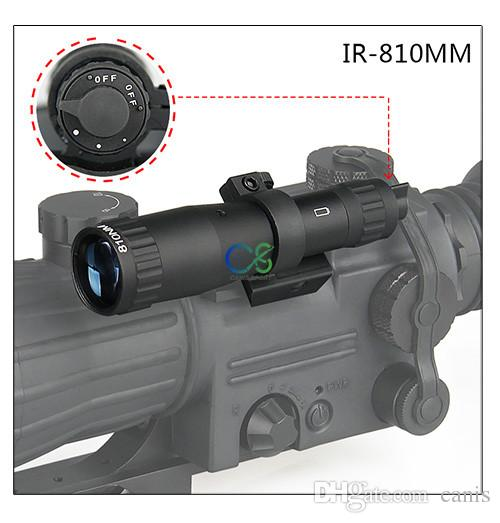 New Arrival MAK 350 Night Vision Magnification 2.5x with Total Darkness IR System Good Quality CL27-0013