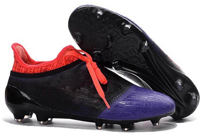 2017 Al Por Mayor X 16+ Purechaos FG AG Nuevos Zapatos de Fútbol Messi 16+ Pureagility Zapatos de Fútbol Botas de Fútbol de Fútbol de Fútbol Fútbol