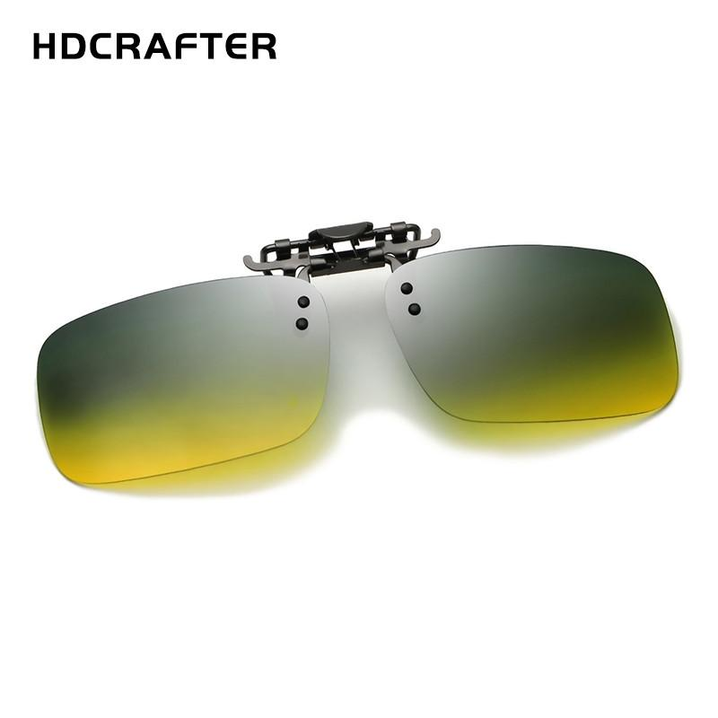 d1522a1c62 Wholesale Super Light Polarized Sunglasses Clip On Day   Night Vision  Driving Sun Glasses Unisex Eyeglasses Accessories Clip On Lens Suncloud  Sunglasses ...