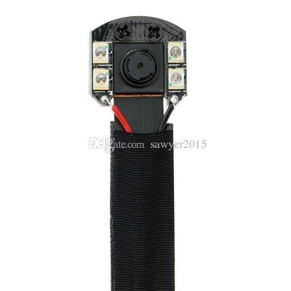 HD 1080 P vision nocturne Wifi Module Sténopé Caméra Module Module Enregistreur Vidéo Caméscope avec détection de mouvement pour IOS Android APP Vue à distance