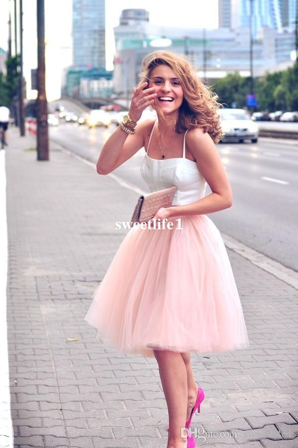 Sexy vestidos de 15 anos cortos Sweetheart A-line Beautiful Girl Party Dress Short Prom Dresses 2 piecs simple design For Teens
