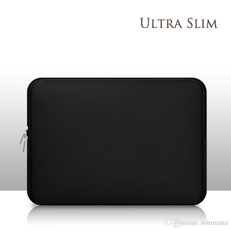 """Laptop Sleeve 13 Inch 11.6 12 15.4-Inch for MacBook Air Pro Retina Display 12.9"""" iPad Soft Case Cover Bag for Apple Samsung Notebook Sleeve"""