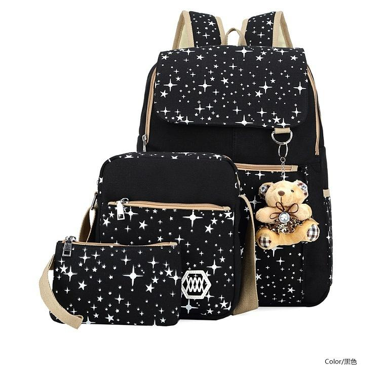 c633e17b00 Large School Bags for Girls Children Backpacks Primary Students Backpack  Waterproof School Bag Backpacks for Teenage Girls Backpacks for Teenage  Girls Mini ...