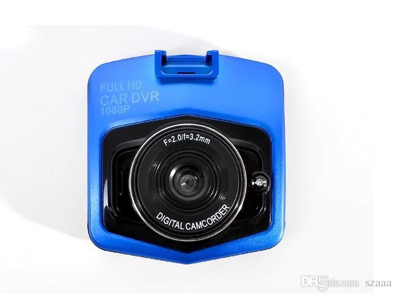 Nuevo mini auto dvr dvr cámara dvrs full hd 1080p grabadora de estacionamiento video registrador videocámara visión nocturna caja negra tablero de la cámara