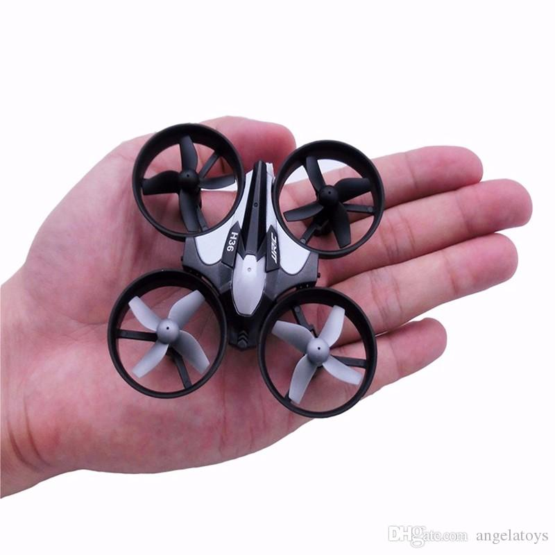 Original Jjrc H36 Mini Drone 2 4g 4ch 6 Axis Rc Micro