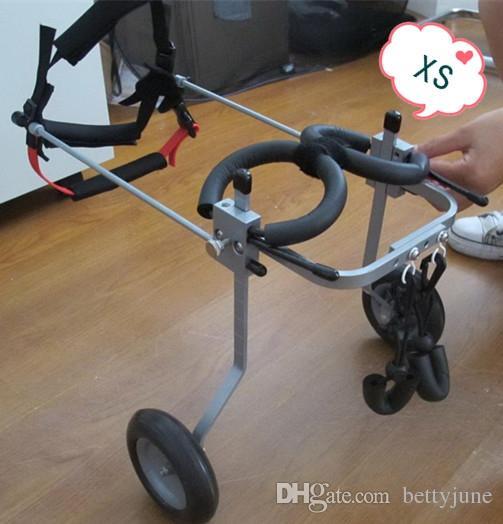 2018 Xs Dog Wheelchair Car Zimmer Frame Lightweight