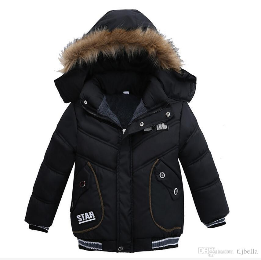 Winter Coats Kids - Tradingbasis