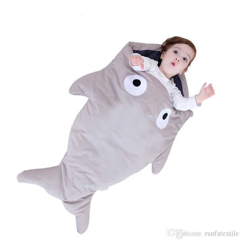 Shark Sleeping Bag shark sleeping bag newborns sleeping bag winter strollers bed