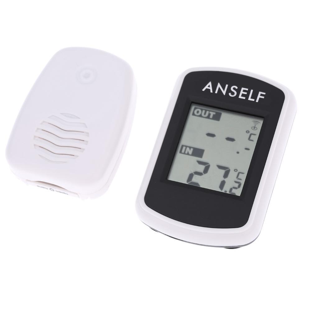 Tester all'aperto di Digital del termometro senza fili del termometro elettronico della stazione metereologica all'aperto