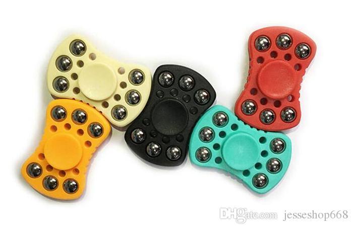 Steel Ball Fid Spinner Plastic Handspinner Fingertips Spiral