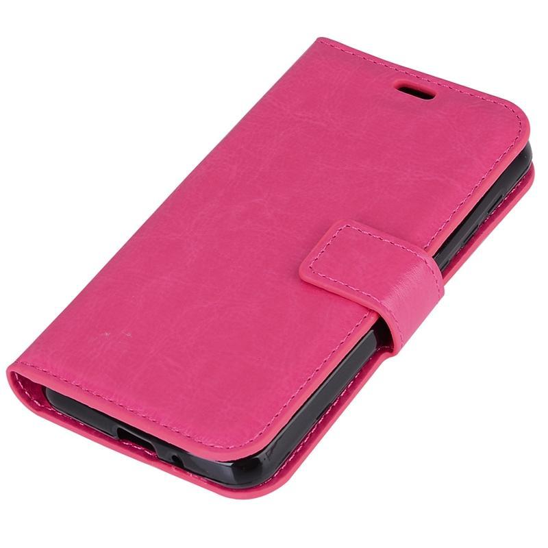Capas para iPhone 12 Pro Max Max Mini Galaxy Note20 Plus A41 A81 A91 A51 A51 A71 S20 M31 A11 A31 A21 S21 Fe Ultra Crazy Carteira Carteira Couro Titular Flip Cover + Capa de Cartão TPU