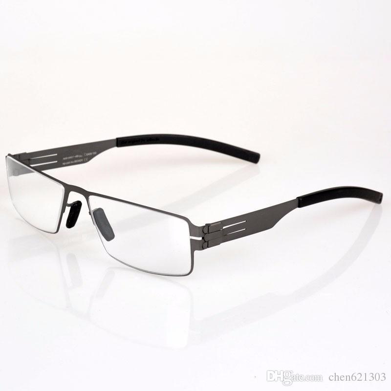 German High Quality Ic Design Unique Brand Sunglasses Frame No ...