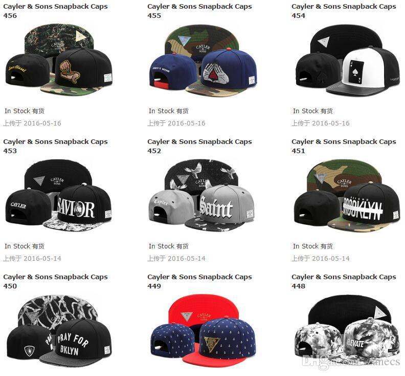 Best Hat Swag Cayler Sons Snapback Caps Flat Hip Hop Cap Baseball Hat Hats  For Men Snapbacks Casquette Bone Aba Reta Bones Gorr 47 Brand Hats Vintage  ...
