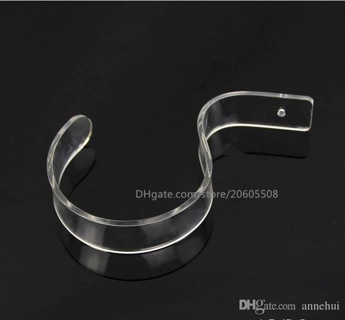 fashion Boutiques display props Belt display racks Acrylic Display Stand girdle holder desktop belt