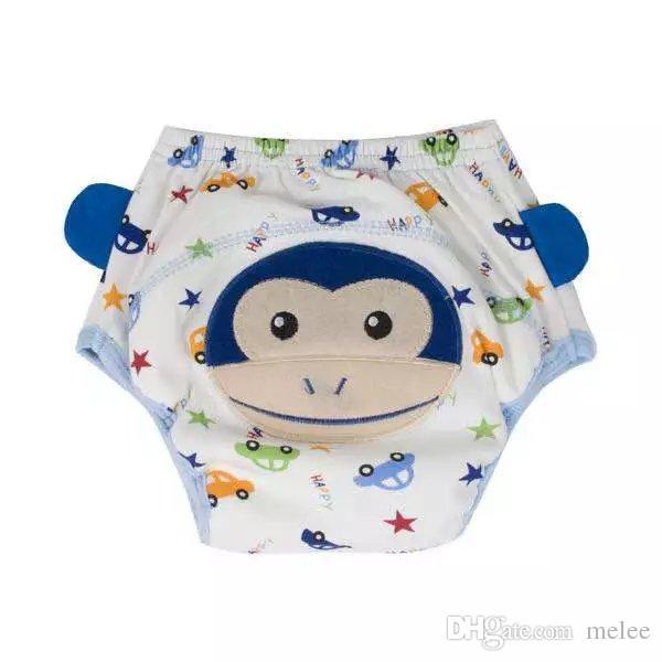 赤ちゃん男の子の女の子防水トイレトレーニングパンツ赤ちゃんトレーニングパンツ幼児トレーニングパンツ
