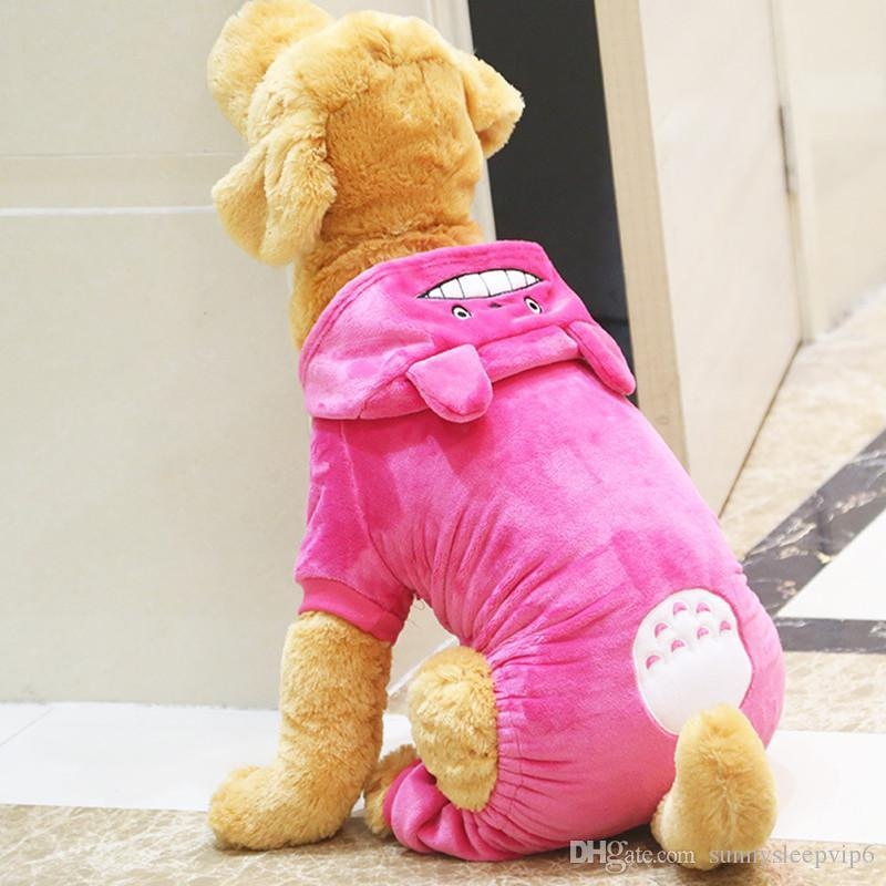 Pet Dog Puppy Costumes Big Dog Clothes Funny Coat Hoodies Jumpsuit Puppy Shirts for Large Size Clothing for Small Pet Apparel 21 Online with $28.42/Piece on ... & Pet Dog Puppy Costumes Big Dog Clothes Funny Coat Hoodies Jumpsuit ...