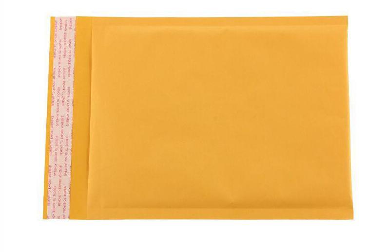 مصغرة النظام صغر حجم كرافت فقاعة بريدية مغلفات حقائب التفاف مبطن مغلف بريد التعبئة الحقيبة