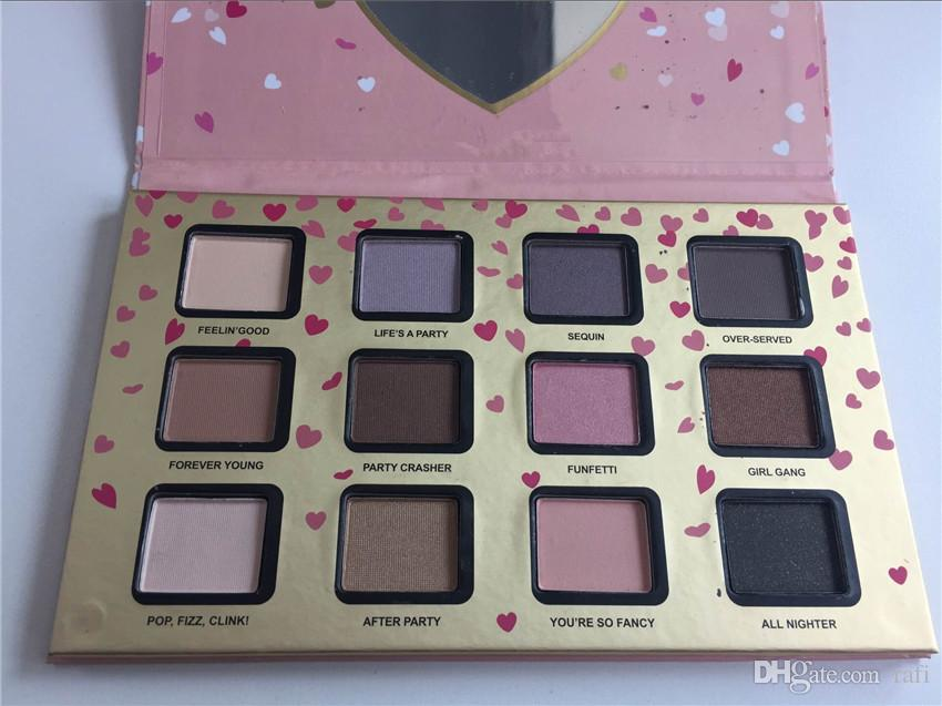 2017 Brand new Funfetti Eyeshadow Palettes eye shadow Cosmetics Make Up beauty products hot item