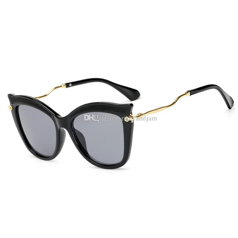 582e235444 Cat Eye Sunglasses Women Sunglasses Large Sunglasses UV Protection Vintage  Large Sunglasses Women Sunglasses Cat Eye Sunglasses Online with   7.19 Piece on ...