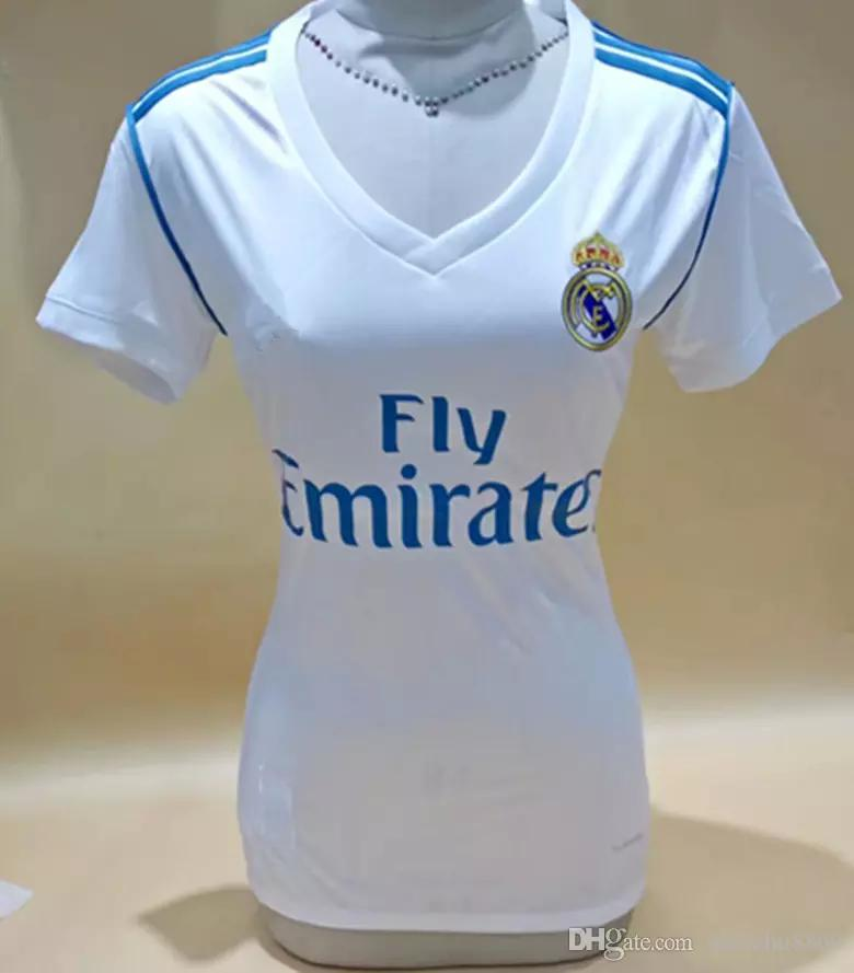 sports shoes b6478 17750 real madrid womens jersey