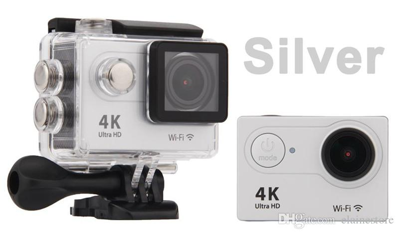 4K Sport Action camera H9 H9R With Remote Control Ultra HD WiFi HDMI 1080P 2.0 LCD 170D pro Sports Camera Waterproof