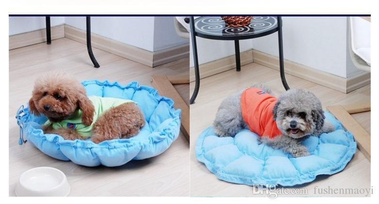 Kaşmir benzeri Yumuşak Sıcak Pet Kedi Köpek Yatakları Kennels Genişletilebilir Beşik Yuva Lüks Köpek Yatağı Yuvarlak Ücretsiz Kargo