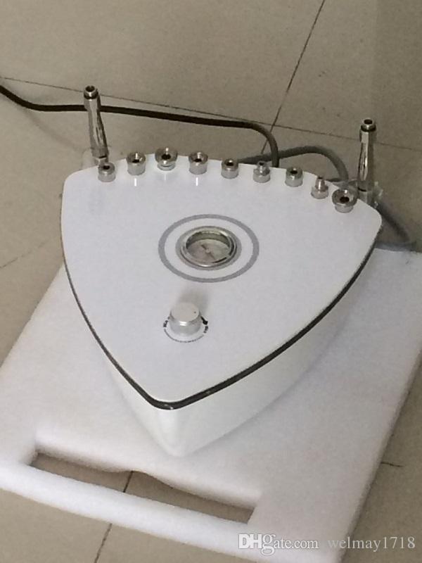microdermoabrasione diamante portatile, microdermoabrasione a macchina