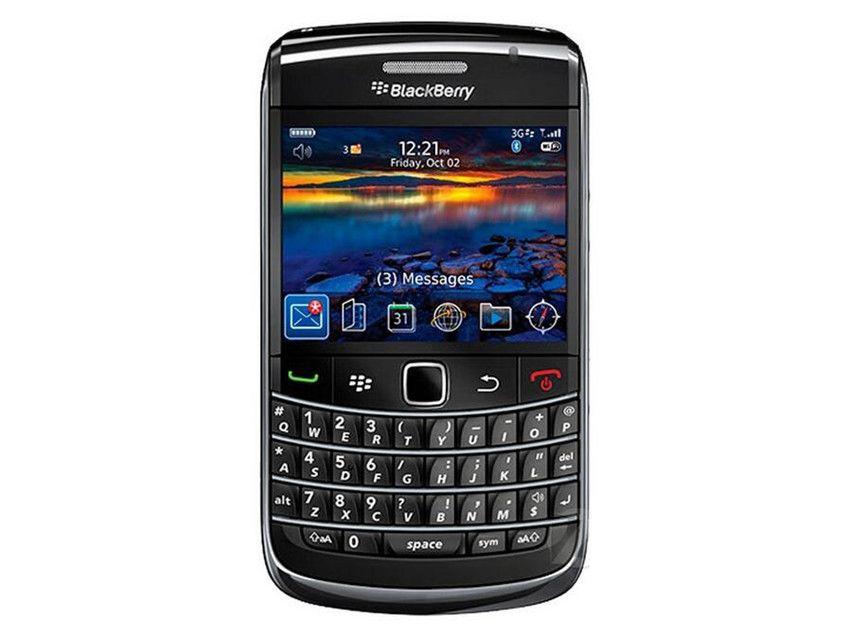 Refurbished Original Blackberry Bold 9700 Unlocked Mobile Phone 3G Smart Phone 2.44 inch 3.15MP Camera WIFI GPS Qwerty Keyboard DHL