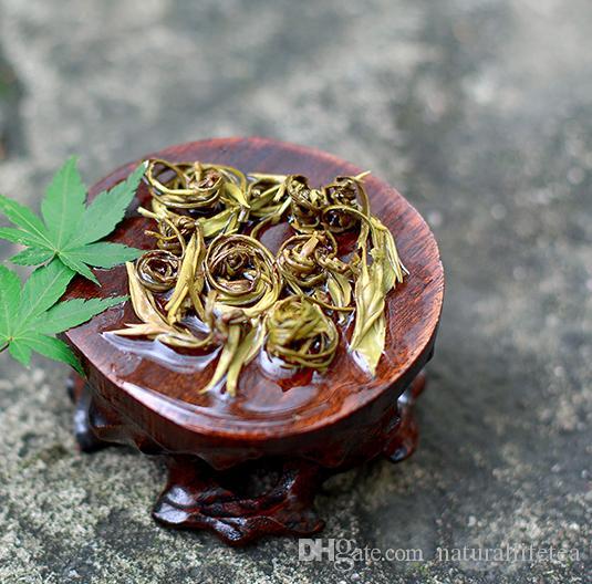 200g Jasmine Chá de ouro Prêmio Rico Fragrância Bola de Jasmim Jasmin Pérola Guelder Chá Chá Verde De Hometown de Jasmim OT-032 atacado