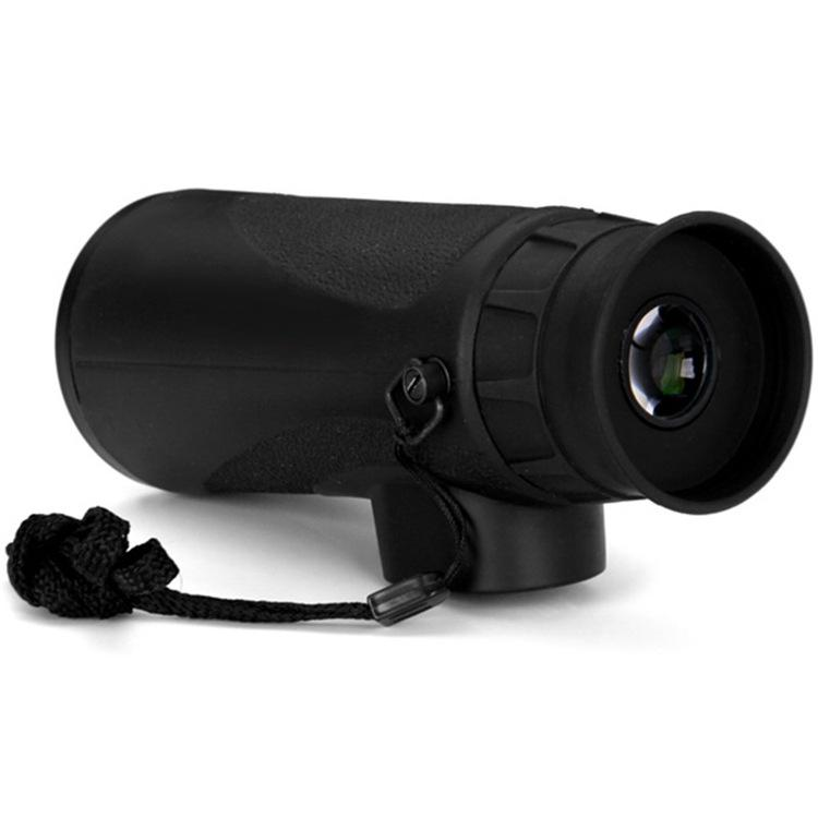 Large eyepiece high definition PANDA 10 x 50 Optics Telescopes Waterproof Professional Monocular Telescope for Bird-watching 3 Colors