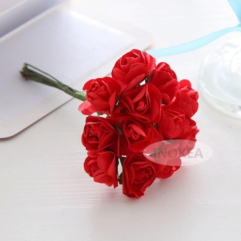 2018 2cm mulberry paper flower handmade mini rose bouquet wedding 2018 2cm mulberry paper flower handmade mini rose bouquet wedding red roses flowers scrapbooking decoration r101 from yi002 1326 dhgate mightylinksfo