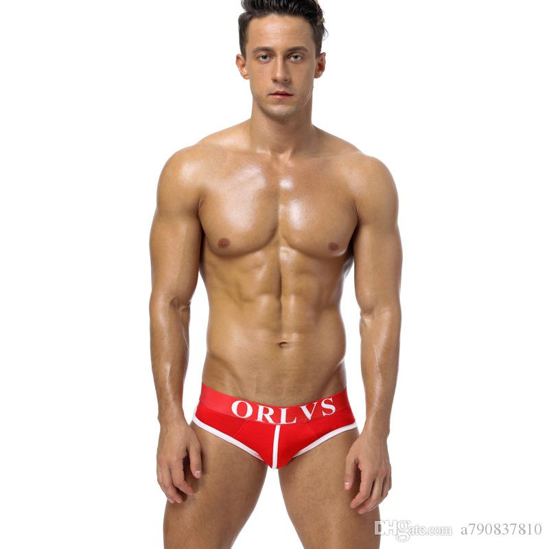 Brand Men Underwear Sexy Men Briefs Breathable Mens Slip Cueca Male Panties Underpants Briefs 4 Colors B102 Selling Well All Over The World Underwear & Sleepwears