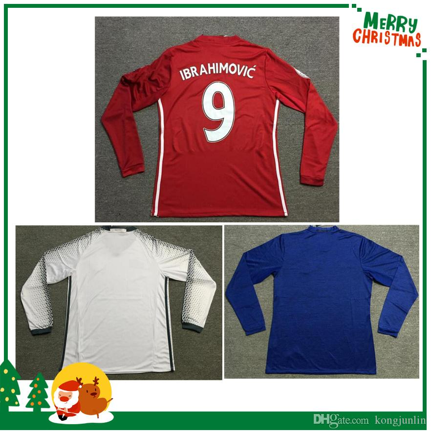 e7d6aec89 ... england 5 smalling away long sleeves mens adults 2016 2017 country  national team . ...