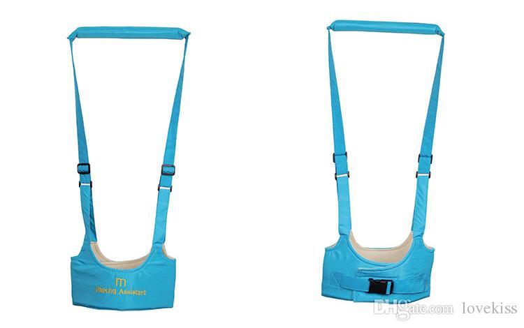 Rucksäcke Carriers Slings Walk-O-Long Baby Walker Kleinkind-Gurte Lernassistent Kinder-Keeper-Color-Box-Verpackung