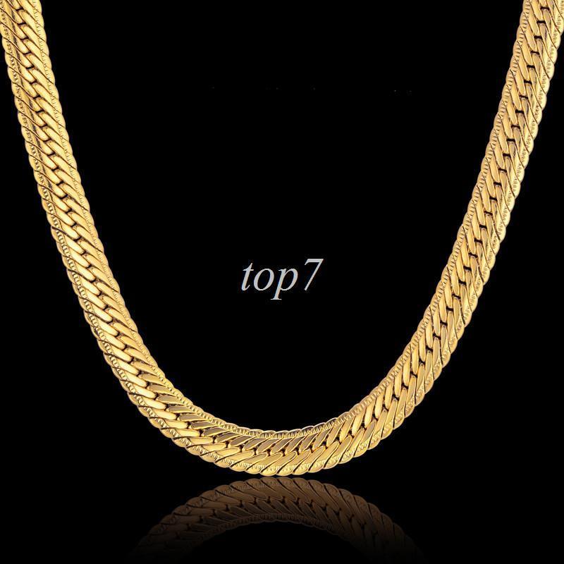 Wholesale Vintage Long Gold Chain For Men Hip Hop Chain Necklace ...
