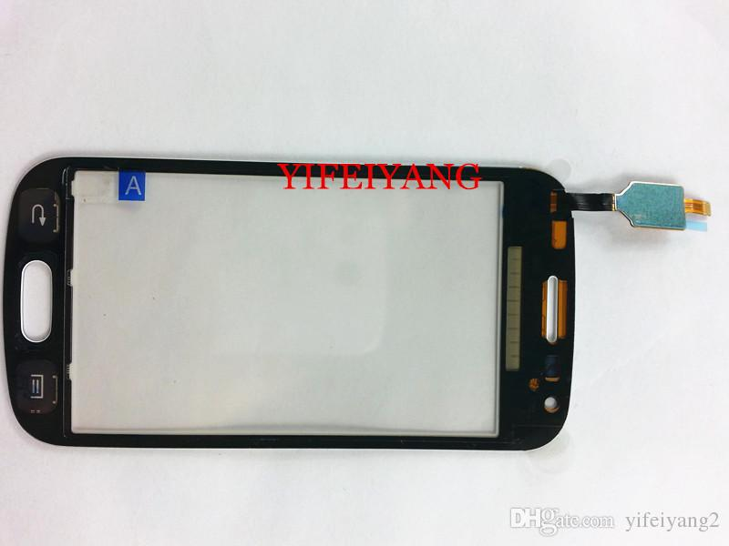 BEST OEM 100% Test touch screen digitizer panel glass replacement For samsung Galaxy Trend Duos 2 S7582 S7580 by DHL EMS