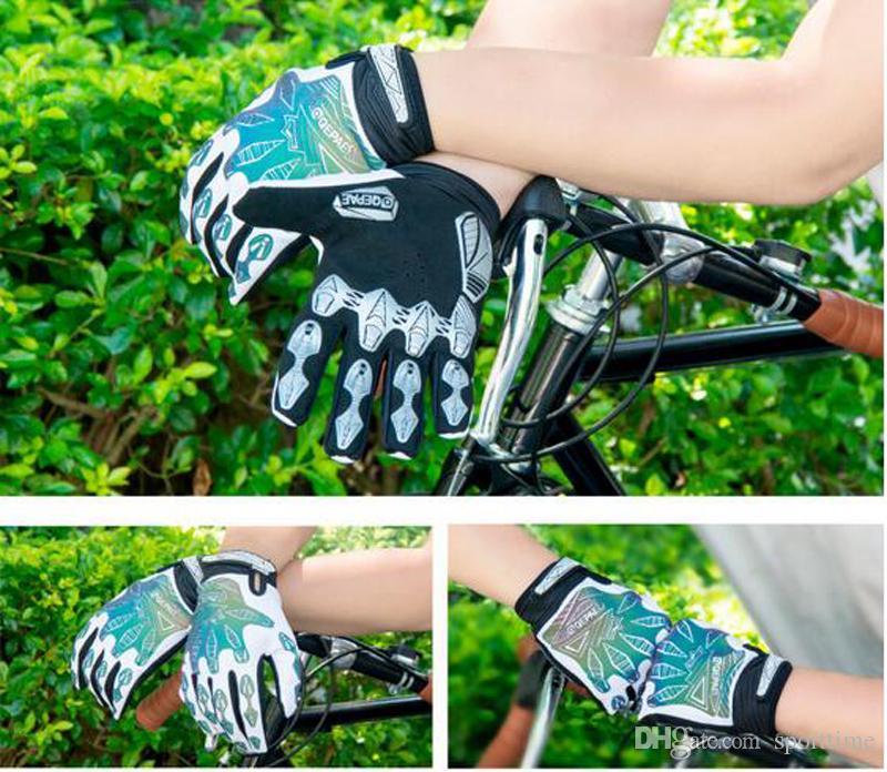 New Style Night Reflektierende bezieht sich auf die Reithandschuhe Bike Movement Herren Maschinen bezieht sich auf die Handschuhe