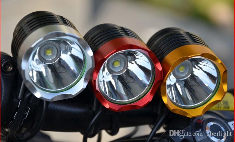 2000LM C- XM-L T6 LED USB Bike Light&Headlamp Waterpoof MTB Bike Front Lamp Camping Hiking Headlamp Bicycle Light