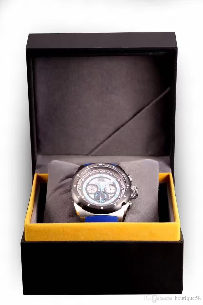 new invictas to watch dial with luminous effect of sand does not fade very man a complete original box