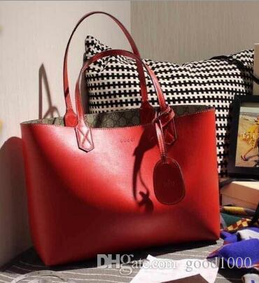 92d84dc1260c New Luxury Brand Designer Totes Top Quality Genuine Leather Handbags For  Women Mothers  Shopper Bag Famous Branded Logo Purses Leather Backpack Purse  ...