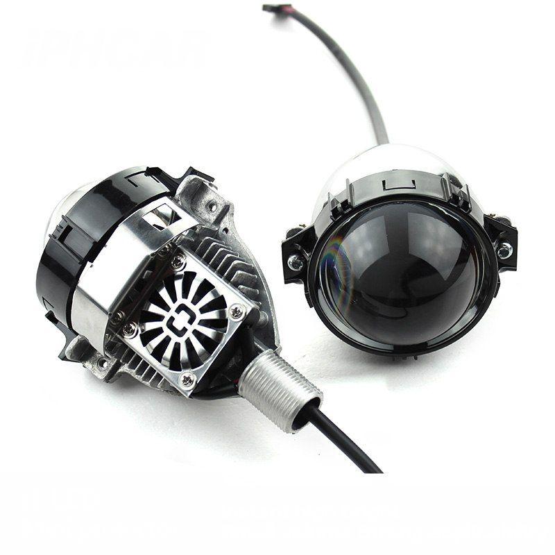 2.5 inch mini bi-led headlight projector lens led headlamp for car headlight assembly white color