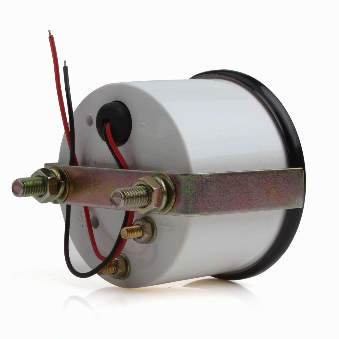 Brand New Universal 2 Inch Black Color 52mm Voltmeter Gauge Meter for 8-16V Auto Power Measure CEC_541