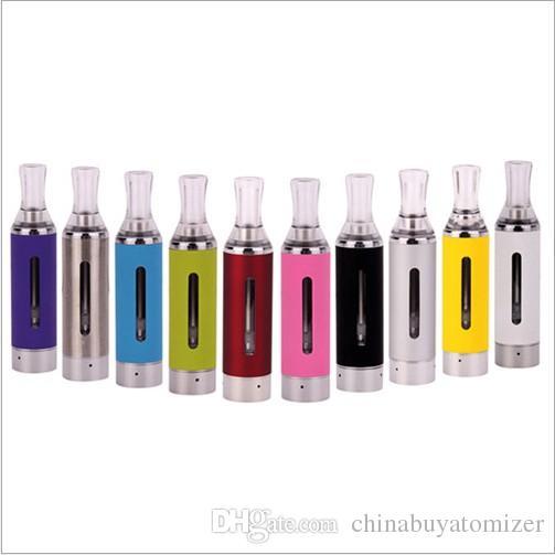 atomizzatori MT3 EVOD 2.4 ML serbatoio di sigarette elettroniche Vape Pen Rebuildable Buttom Bobina Vaporizzatore Ecig EGo TEVOD Batterie E-Cigaret