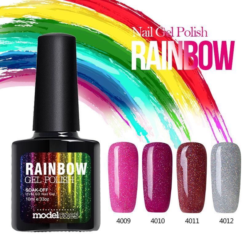 Wholesale Modelones Colorful Neon Nail Gel Polish Soak Off Uv Gel ...