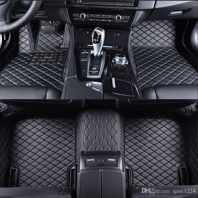 fit colors front floor custom rear waterproof veeleo item in liner leather mats for automobiles car lexus from slip carpet anti