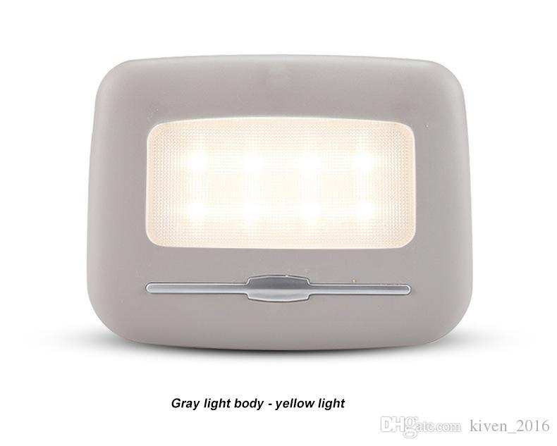 Las luces de lectura led para el coche se pueden cargar luces de gabinete led luces del guardarropa interruptor táctil del dormitorio atenuación de la luz táctil al por mayor Iluminación de la novedad