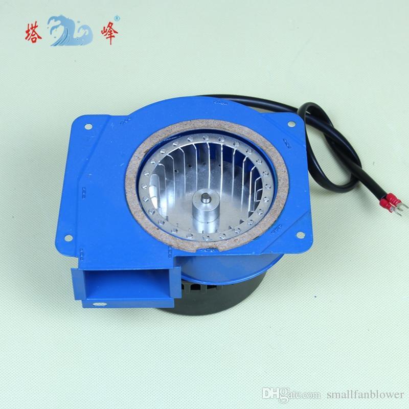 Mini Blower Fan : W mini bbq grill smoke exhaust small size electric